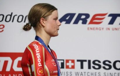 VM-sølv til Amalie Dideriksen i omnium