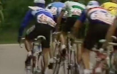 Flemming Kirkegaards blog: I 80'erne kørte samtlige ryttere i sorte bukser og hvide strømper