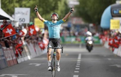 Fuglsangs etapesejr var den femte danske i Romandiet Rundt