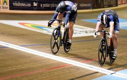 Gode placeringer til unge danske sprintere i Newport