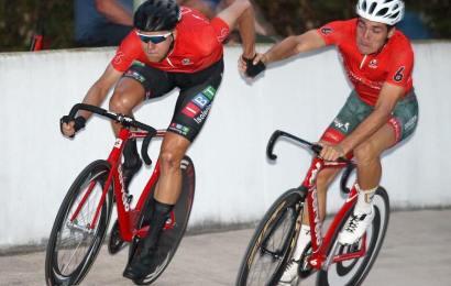 Danskere tæt på podiet i UCI parløb