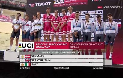 World Cup guld til Danmark