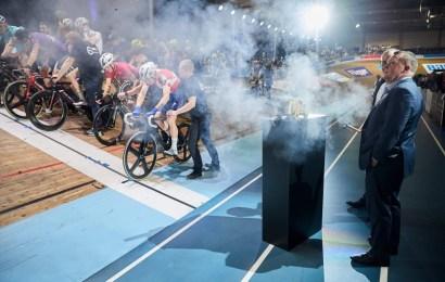 Sebastian Lander klar til 6-dagesløb i Berlin og Ballerup