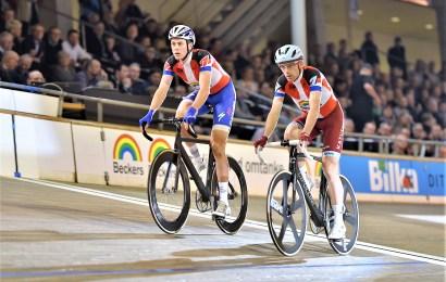 Se startlisten til 100 km parløb i Ballerup Super Arena