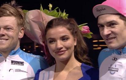 Dansk par i spidsen i Rotterdam inden finalen