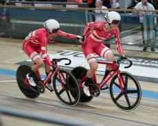 Dansk bronze i parløb ved VM i Pruszkow