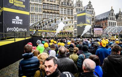 Se rygnumre på de elleve danskere i søndagens Flandern Rundt