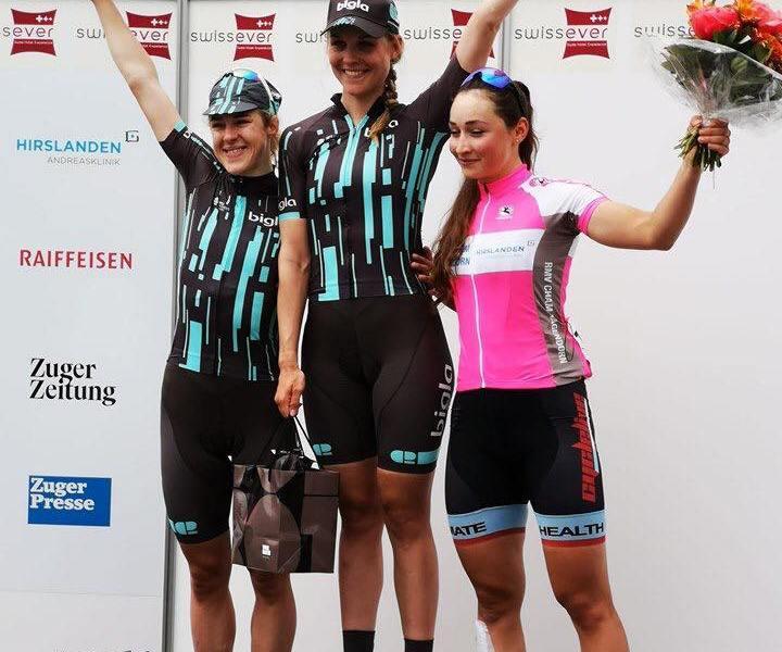 UCI-sejr til Julie Leth i Schweiz