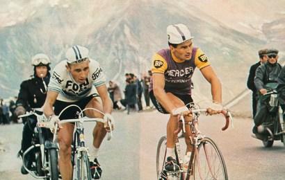 Et af de mest mindeværdige øjeblikke i Tour de France