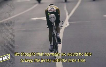 Gul Tour de France legende: Pascal Lino