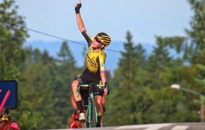 Dansk etapesejr i Polen Rundt. Se foto her