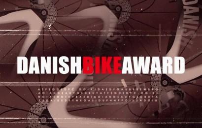 Danish Bike Award holder 10 års jubilæum i Ballerup Super Arena