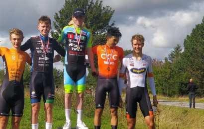 Skjeldmose vandt på Sjælland og Muff i Jylland
