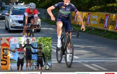 Ungt talent til Team IBT-Ridley Carl Ras Sydkysten Pro Cycling