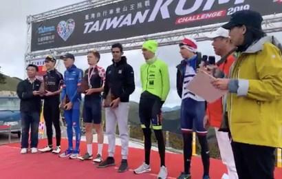 Dansk sejr i prestigefyldt bjergløb i Taiwan
