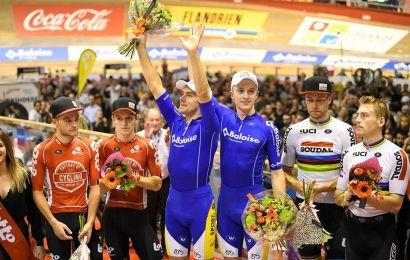 De Ketele/Ghys vinder af det 79. 6-dagesløb i Gent