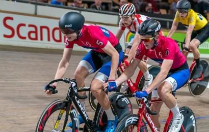 Dansk U19 par med i 6-dages løbet i Berlin