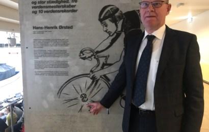 Banecyklingens Hall of Fame indviet i Ballerup Super Arena