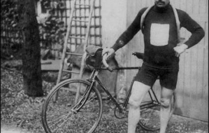 Utrolig cykelhistorie: Kørte fra Belgien til Italien og vandt Milano-Sanremo