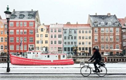 Hvorfor cykler danskerne så meget?