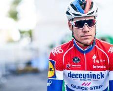 Deceuninck-Quick Step: Fabio Jakobsens situation er alvorlig