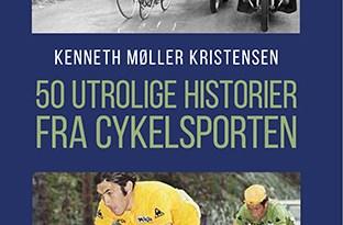 "Bogen ""50 utrolige historier fra cykelsporten"" udkommer den 12. december"