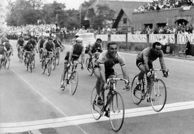 Husker du…Da Van Looy trådte sin cykel i stykker i VM-spurten