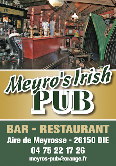 Le Meyro's Irish Pub