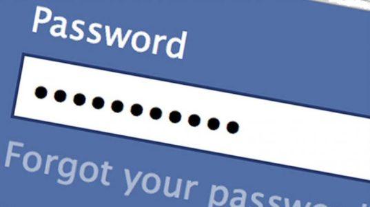 facebook texto plano contraseñas