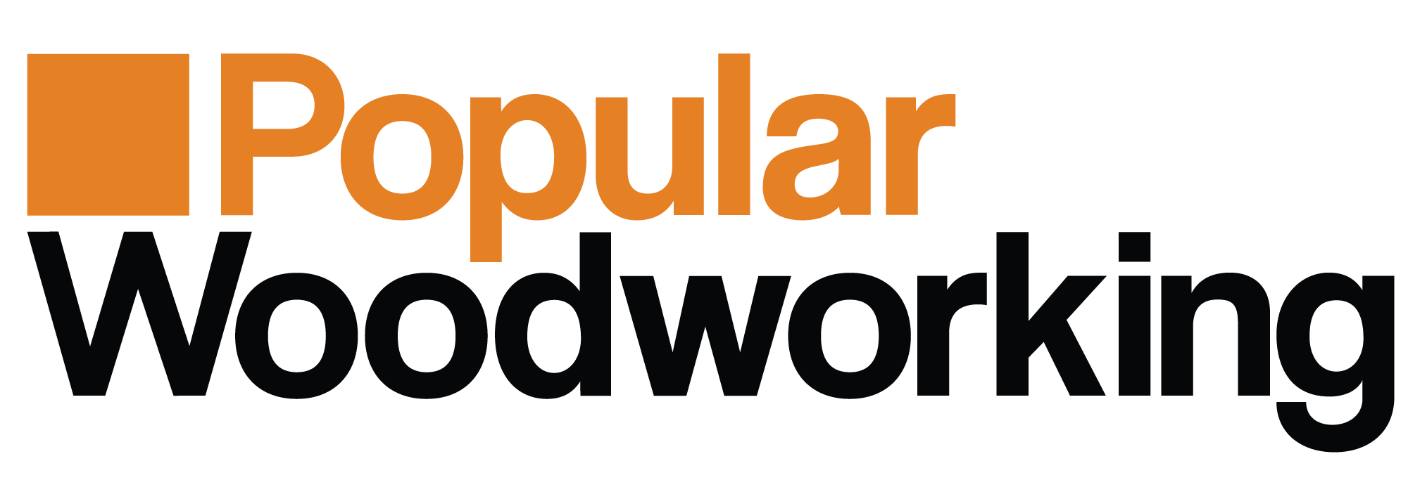 Popular Woodworking Logo
