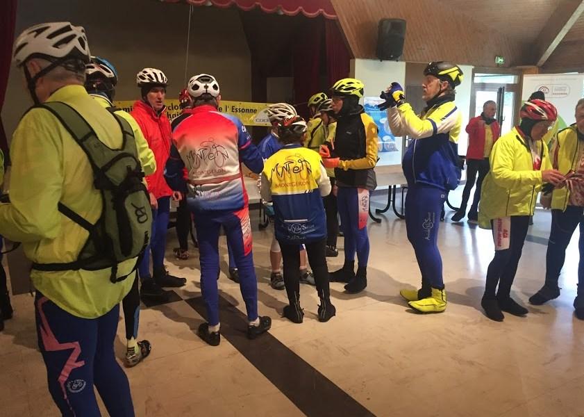 CR : Rallye des Retrouvailles à Ormoy