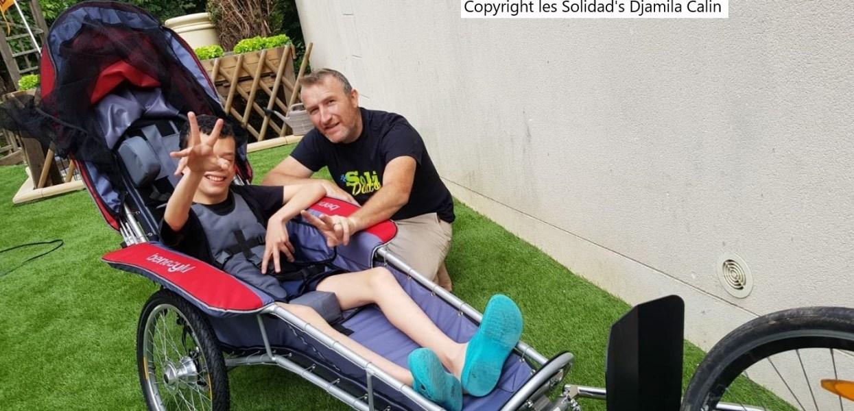 L' Amicale Cyclo De Savigny Sur Orge – Don Au Profit De Solidad's
