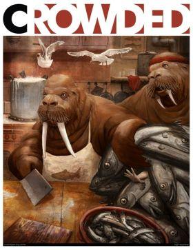 Crowded Magazine #2, September 2013
