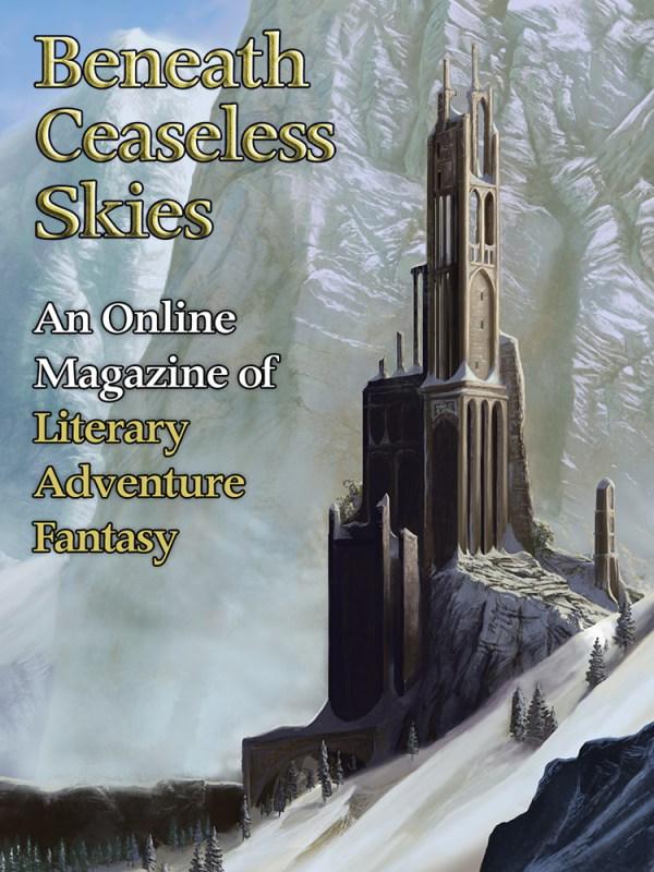 Beneath Ceaseless Skies #137, December 26, 2013