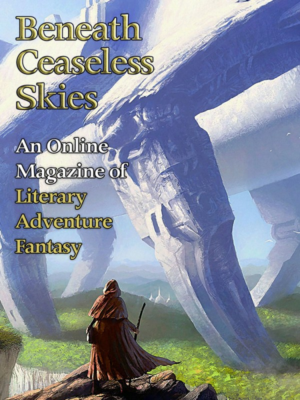 Beneath Ceaseless Skies #145, April 17, 2014