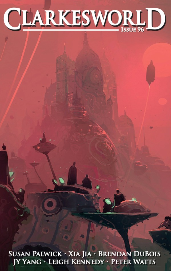 Clarkesworld #96, September 2014