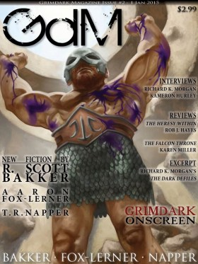 Grimdark Magazine #2, January, 2015