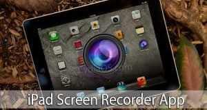 Best Free iPad Screen Recorder App