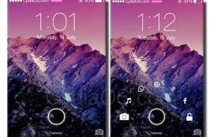 Best iPhone Lockscreen iOS 7