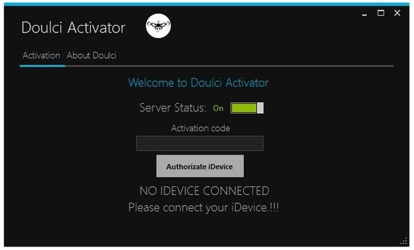 DoulCi Activator for iCloud Lock