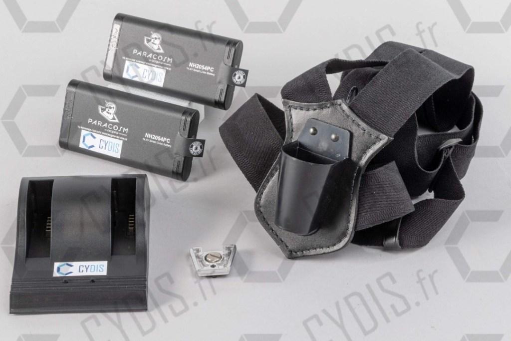 Ensemble PRO KIT scanner PX-80