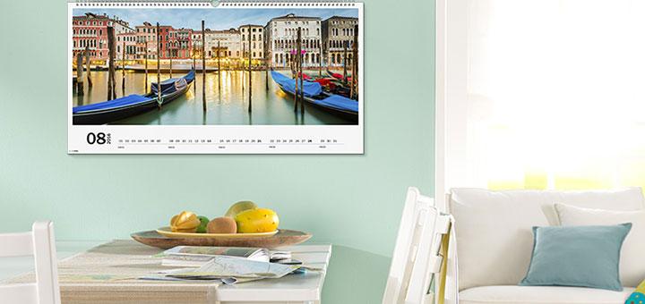 Jak stworzyć kalendarz z własnych zdjęć