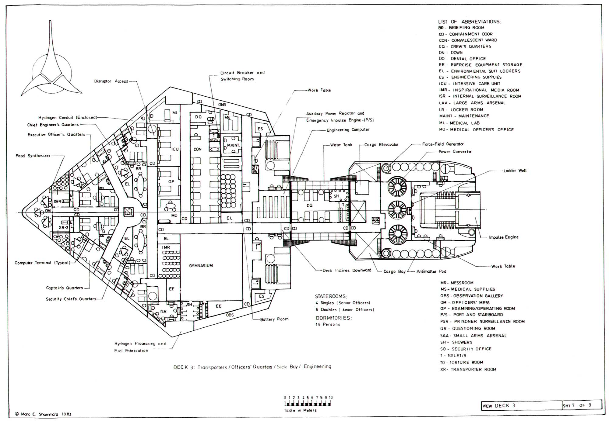 Star Wars Star Destroyer Deck Plans Pictures To Pin On