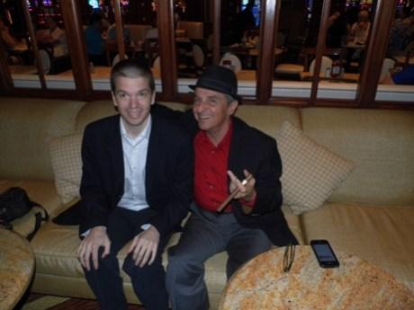 Art Davie, Art Davie Las Vegas, Art Davie Wynn Las Vegas, Art Davie 2016, UFC Founder Art Davie, Las Vegas, Chris Yandek, UFC Founder