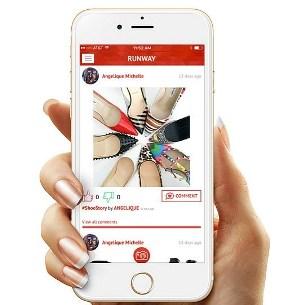 Iconiq Style Phone App, Angelique Michelle