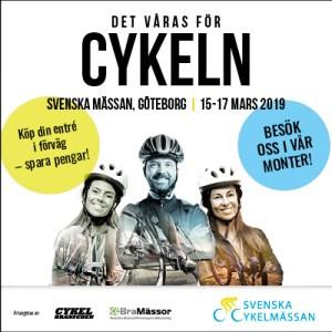 Svenska Cykelmässan Göteborg
