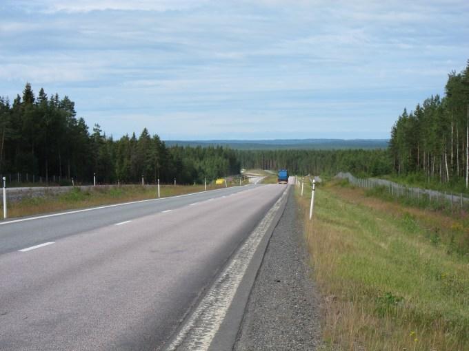 E4 Skellefteå