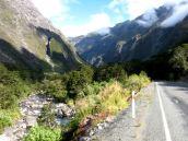 Milford Sound berg