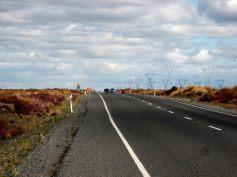 Nya Zeeland Desert Road