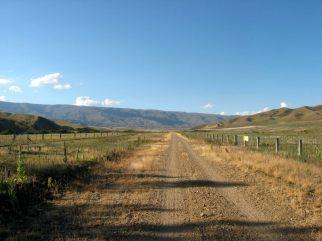 Grusväg Nya Zeeland
